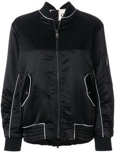 куртка-бомбер на молнии  8pm