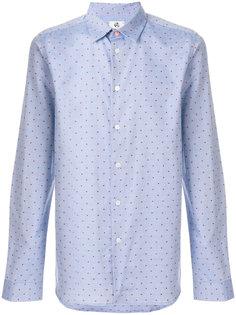 рубашка с узором в горох Ps By Paul Smith