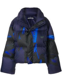 пуховая куртка с принтом Hyein Seo