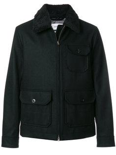 пальто с накладными карманами Closed