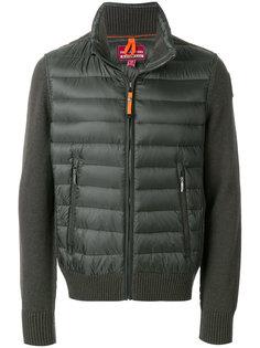 куртка с пуховой панелью спереди Parajumpers