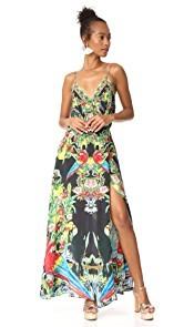 Camilla Toucan Play Wrap Dress