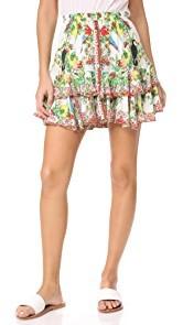 Camilla One Flew Miniskirt