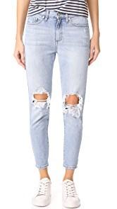 Daniel Patrick High Rise Girlfriend Jeans