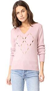 Fuzzi Heart Sweater
