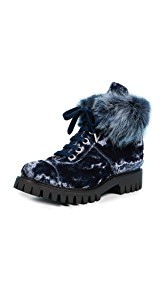 Isa Tapia Ras Combat Boots