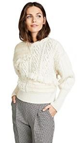Leur Logette Art Sweater