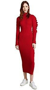 Preen By Thornton Bregazzi Allegra Knit Dress