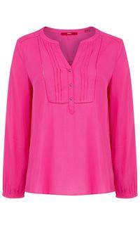 Розовая блузка S.Oliver Casual Women