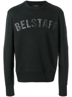 толстовка с логотипом Belstaff