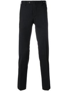 классические брюки скинни Pt01