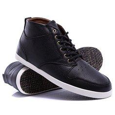 Кеды кроссовки высокие Element Bowery Mid Black