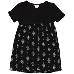 Платье детское Roxy Brancheoflilac G Anthracite Tribal Vo