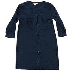 Платье детское Roxy Parrot Feather G Dress Blues