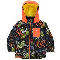 Куртка утепленная детская Quiksilver Little Mi Ki Jk K Snjt Black Thunderbolt Ki