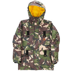 Куртка утепленная детский DC Servo Youth Jkt British Woodland Cam