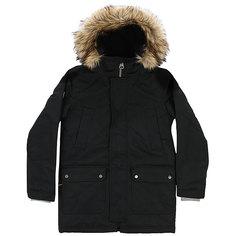 Куртка парка детская Quiksilver Ferris Yo Parka Black