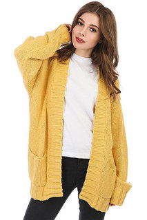 Кардиган женский Billabong Luna Day Cardi Gold Dust