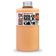 DOLCE MILK Гель для душа Молоко и миндаль в хрустящей карамели 460 мл