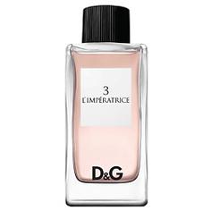 D&G №3 LImperatrice Туалетная вода, спрей 100 мл