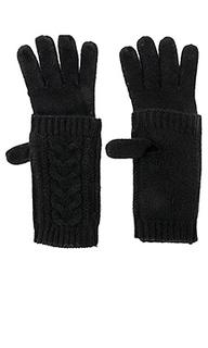 Перчатки bruna - 360CASHMERE