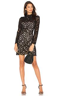 Кружевное мини-платье nova - A.L.C.