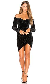 Платье с запахом alex - Bardot