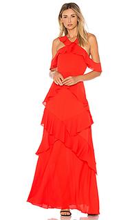 Вечернее платье audrianna - BCBGMAXAZRIA
