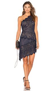 Платье alisha - BCBGMAXAZRIA