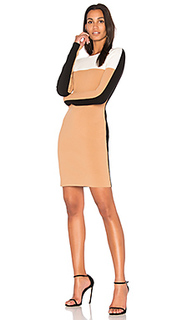 Knit colorblock dress - Diane von Furstenberg