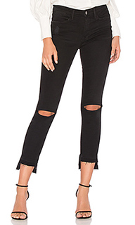 Le high skinny cutout - FRAME Denim