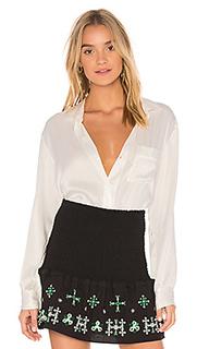 Рубашка с воротником essential - Flannel Australia