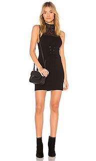 Обтягивающее платье high society - Free People