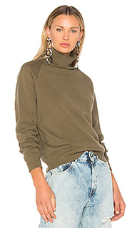 Tonia high neck sweatshirt - Golden Goose