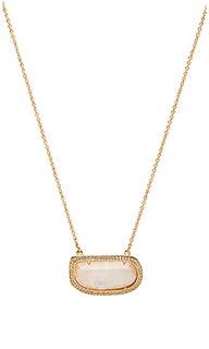 Ожерелье stone slice - Melanie Auld