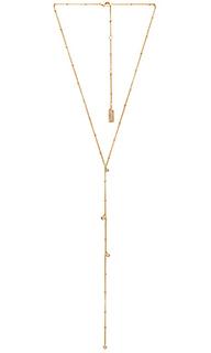 Ожерелье в форме лассо taken - Melanie Auld