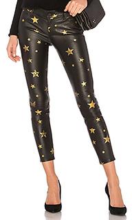 Кожаные брюки prince - RtA