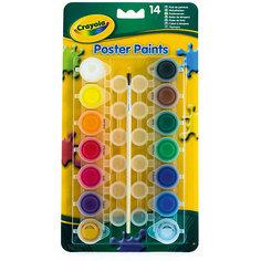 Набор красок, Crayola