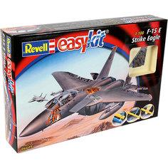 Сборка Самолет Истребитель F-15 Игл Revell