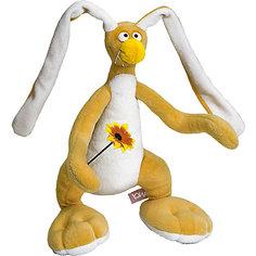 Мягкая игрушка Заяц Федя, Fancy, 27 см