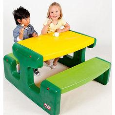 Большой стол для пикника, Little Tikes