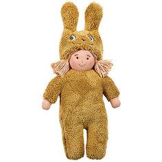 """Тряпичная кукла """"Девочка в костюме кролика"""", 22см, Trousselier"""