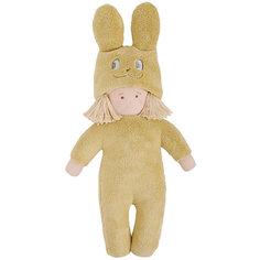 """Тряпичная кукла """"Девочка в костюме кролика"""", 40см, Trousselier"""