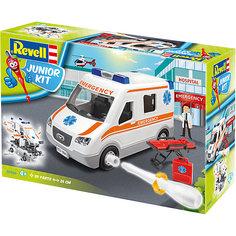 Набор для детей Машина скорой помощи Revell