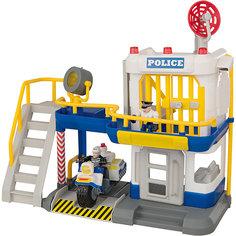Полицейский участок, Teamsterz HTI