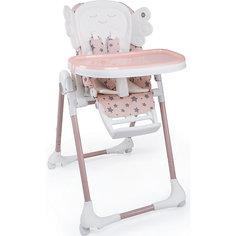Стульчик для кормления Happy Baby Wingy, розовый