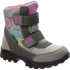 Ботинки для девочки Crosby