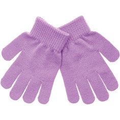 Перчатки вязаные Button Blue для девочки