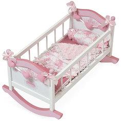 "Кроватка -качалка для куклы DeCuevas ""Даниэла"""