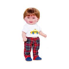 Кукла Vestida de Azul Мико стиляга, умеет стоять, серия soft touch